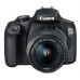 Canon EOS 2000D Kit 18-55 IS II