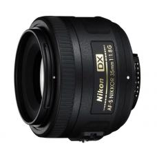 Объектив 35mm f/1.8G AF-S DX Nikkor