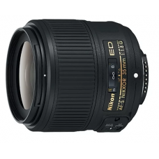 Объектив 35mm f/1.8G AF-S Nikkor