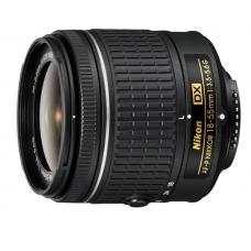 Объектив 18-55mm f/3.5-5.6G AF-P DX