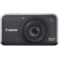 Canon PowerShot SX210 IS Black