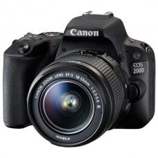 Canon EOS 200D 18-55 III Kit