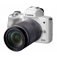 Canon EOS M50 Kit белый 18-150mm IS STM LP-E12