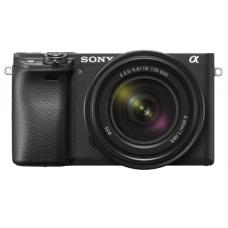 Sony Alpha ILCE-6400 Kit Black
