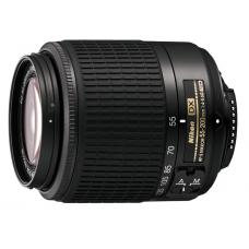 Объектив 55-200mm f/4-5.6G AF-S DX ED Zoom-Nikkor