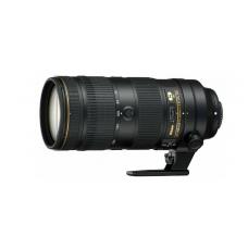 Объектив 70-200mm f/2.8E FL ED VR AF-S Nikkor