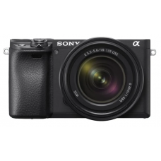 Sony Alpha ILCE-6400 Kit 16-50mm Black