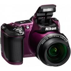 Компактный фотоаппарат Coolpix L840 Purple