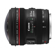 Объектив Canon EF 8-15mm f/4.0L Fisheye USM уцененный