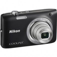 Nikon Coolpix S2800 Black
