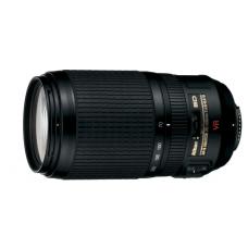 Объектив 70-300mm f/4.5-5.6G ED-IF AF-S VR Zoom-Nikkor уцененный
