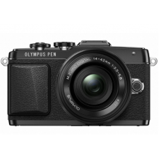 Olympus Pen E-PL7 Kit Black
