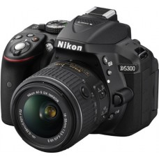 Nikon D5300 Kit AF-P 18-55 VR