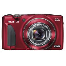 Fujifilm FinePix F900EXR Red