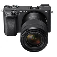 Sony Alpha ILCE-6300 Kit 18-135mm