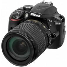 Зеркальный фотоаппарат D3400 Kit 18-105mm VR