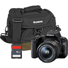 Canon EOS 200D Kit Travel Edition