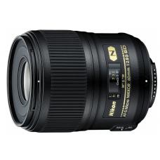 Объектив 60mm f/2.8G ED AF-S Micro-Nikkor