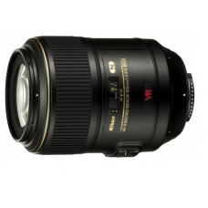 Объектив 105mm f/2.8G IF-ED AF-S VR Micro-Nikkor