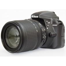 Зеркальный фотоаппарат D3300 Kit 18-105mm