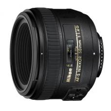 Объектив 50mm f/1.4G AF-S Nikkor уцененный