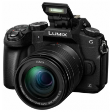 Фотоаппарат Panasonic Lumix DMC-G80 Kit черный