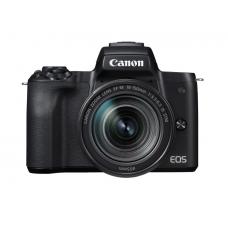Canon EOS M50 Kit 15-45mm IS STM Black